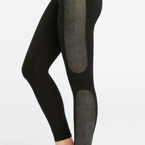 Spanx leggings, black size small